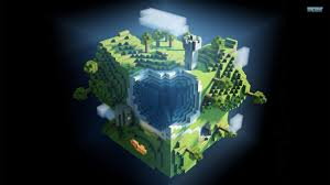 minecraft pc wallpapers top free