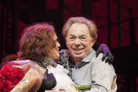 Andrew Lloyd Webber Launches