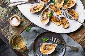 Oysters au gratin | Recipe