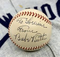 Babe Ruth-signed baseball sells for world-record $183,500