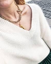 céline alphabet necklaces the must