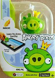 Angry Birds King Pig Magic Apptivity App game With Figure New for ...
