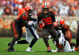 Duke Johnson frustrated by lack of opportunities but accepts role ...