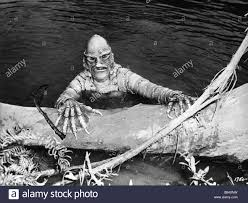 Creature from the Black Lagoon Year : 1954 - USA Director : Jack ...
