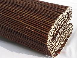 Willow Mat For Garden Decoration Willow Fencing Panels Buy Willow Mat Fencing Natural Willow Garden Fence Willow Fencing Rolls Product On Alibaba Com