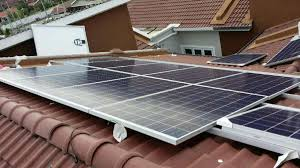 solar panels installation service for home