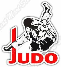Judo Martial Arts Fight Sport Car Bumper Vinyl Sticker Decal 4 5 X5 Ebay