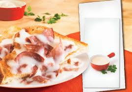 creamed chipped beef clics frozen