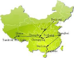 20 days china trian tours of beijing