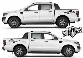 Vinyl Side Truck Decals Kit Custom Graphic Stickers Kit For Etsy Stripe Kit Ford Ranger Sticker Kits