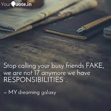 stop calling your busy fr quotes writings by madhu yamini