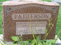 Patterson, Myrtle (Fairview Cemetery) | Niagara Falls Canada