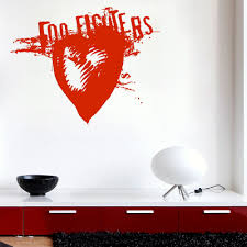 Large Foo Fighters Music Bedroom Wall Art Sticker Transfer Graphic Vinyl Decal 230719071265 3 Bespoke Graphics