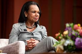 Former Sec. of State Condoleezza Rice talks career path, foreign ...