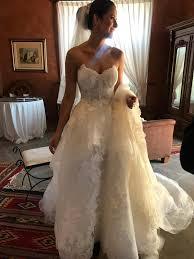 Carolina Herrera Adeline Used Wedding Dress Save 58% – Stillwhite