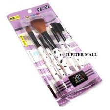 mea professional makeup brush set
