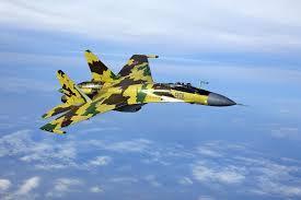 military aircraft sukhoi su 35