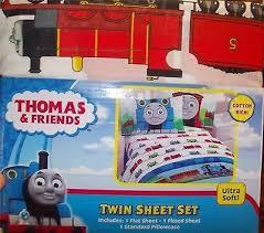 thomas friends 4pc twin bedding set