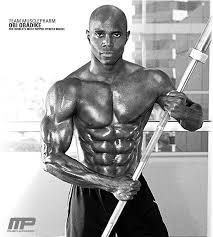 wf pro male fitness model world