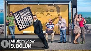 Ali Biçim Show 9. Bölüm - YouTube