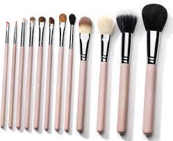 diffe kinds of makeup brushes makeup