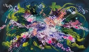 Alana Lewis, The Feelings For You - Art AlmanacArt Almanac