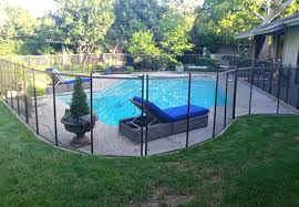 Guardian Removable Pool Fencing Gallery