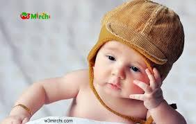 cute sad baby pics for whatsapp display