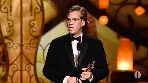 Aaron Sorkin Wins Adapted Screenplay: 2011 Oscars - YouTube