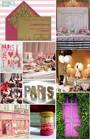 Invitaciones Para 15 Anos E Ideas Para Celebrar Una Fiesta Parisina La Belle Blog