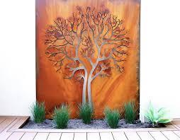garden wall art perth garden wall art