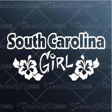 North Carolina Girl Decal North Carolina Girl Car Sticker Lowest Prices