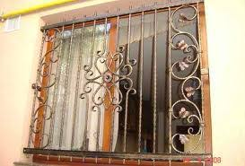 Decorative Window Guards And Grilles Saumah Metal Works Ornaments Ltd