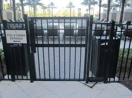 Swimming Pool Access Control I Dig Hardware