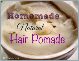homemade pomade recipe that is natural