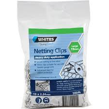 Netting Clips Tools Whites Group