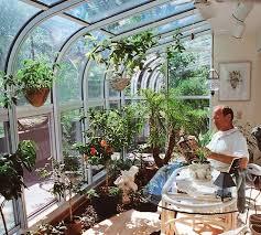 create an indoor garden sunroom