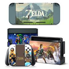 Nintendo Switch Skin Stickers Nintendo Switch Decal Cover Stickers Grandhoo Online Store Powered By Storenvy