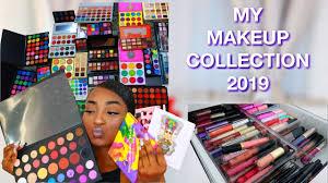 my makeup collection 2019 mylasimone