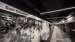 Metro C, l'apertura della tratta San Giovanni-Colosseo slitta a ...