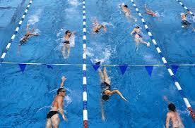swimming why high intensity