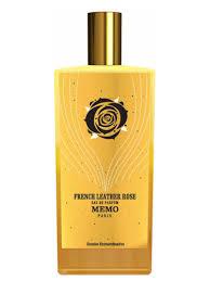 french leather rose memo paris perfume