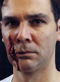 mouth slash prosthetic ready made