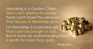 friendship is a priceless gift quotes