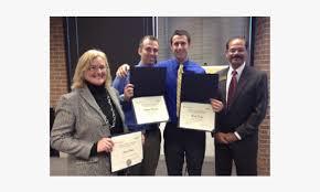 Brett Drefs And Wesley Walters - Award, HD Png Download - kindpng