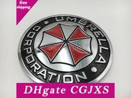 2020 Metal Umbrella Corporation Car Emblem Decal Badge Auto Body Sticker Motorcycle From Wnmdksi 13 09 Dhgate Com