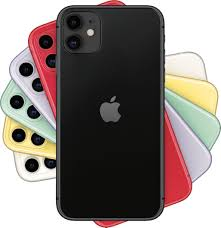 Best Buy: Apple iPhone 11 with 128GB Memory Cell Phone (Unlocked) Black  MWKU2LL/A