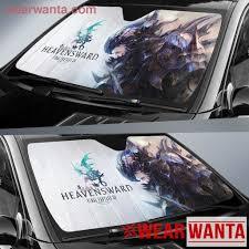 Final Fantasy Xiv Heavensward Auto Sun Shade Wear Wanta
