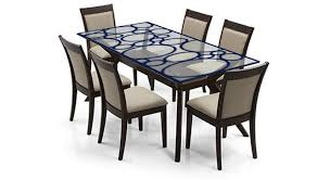 dining table designs with glass top