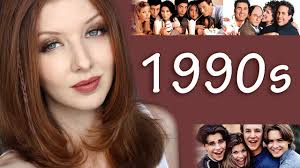 1990s makeup tutorial
